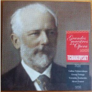 Grandes Maestros de la Ópera TCHAIKOVSKY