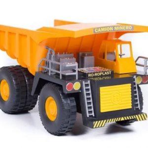 Camión Minero Tolva Gigante