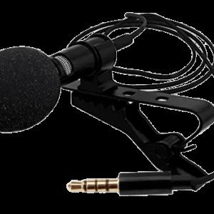 Micrófono de Solapa Jack 3,5